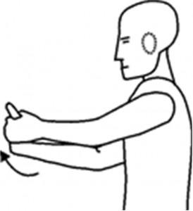 Engourdissement des mains à vélo