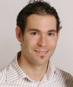 Hugo Lavoie, chiropraticien