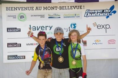 Coupe Québec #4 et #5 en vélo de montagne